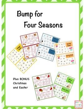 Math Bump Games Bundle