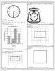 Math CCSS Assessments - THIRD GRADE - First Quarter