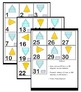 Interactive Math Calendar - 10 Months of Math Themed Calen