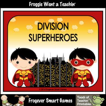 Division--Division Superheroes