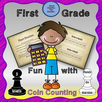 Coin Counting Game Differentiated