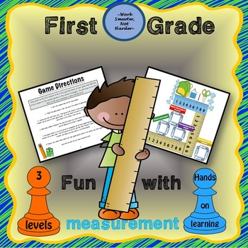Measurement Game Differentiated