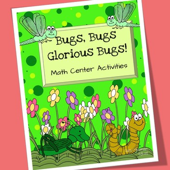 Bugs and Insects Math Centers