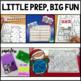 Math Centers Kindergarten Growing Bundle