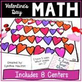 Valentine's Day!  Math Centers!