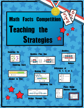 Math Facts Challenge - Teaching The Strategies