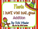 Cinco de Mayo Fiesta: I Have Who Has Addition
