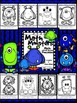 Math Color By The Code Collection ~ Second and Third Grade