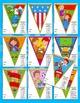 Math, Colors, Scissors - 006 - Back to School - 2nd grade