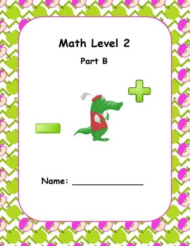 Math Computation Level 2 B