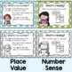 Math Concepts Task Cards - Review & Practice Bundle!