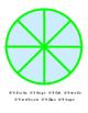 Math Cut Paste Place Match Pond Fractions 8ths 5ths 4ths 3
