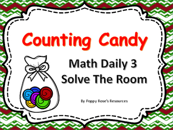 Math Daily 3 Solve The Room Addition
