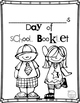 Morning Work Math Number of the Day of School Booklet for