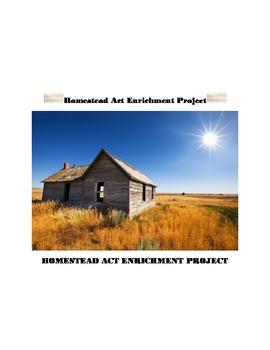 Math Enrichment:  Homestead Act Area and Perimeter