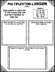Math Error Analysis Tasks BUNDLE