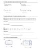 Math Expressions, 5th Grade, Unit 1 Assessment Set