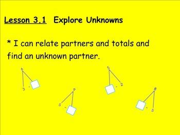 Math Expressions Unit 3