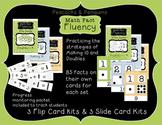 Math Fact Fluency Activity Bundle
