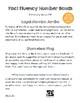 Math Fact Fluency Strips: Number Bonds
