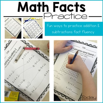 Math Facts for the Year