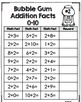 Addition Math Facts Fluency