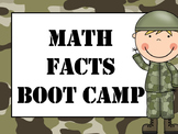 Math Facts Boot Camp Bundle