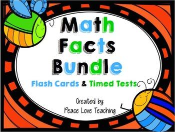 Math Facts Bundle