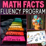 Math Facts Fluency - Addition and Subtraction