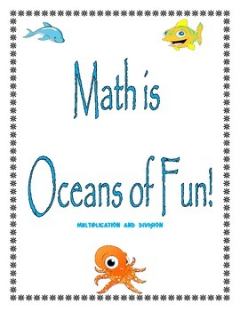Math Facts Fluency - Multiplication and Division