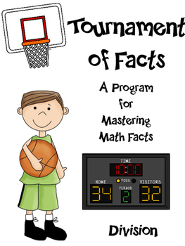 Math Facts Multiplication and Division Fact Fluency Progra