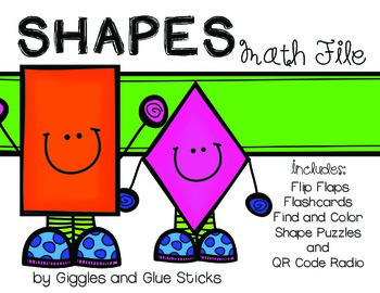 Math Files: SHAPES!!
