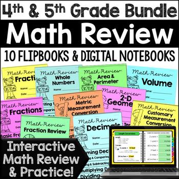 Math Flipbooks {Bundle}
