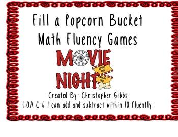 Math Fluency Games Common Core Aligned