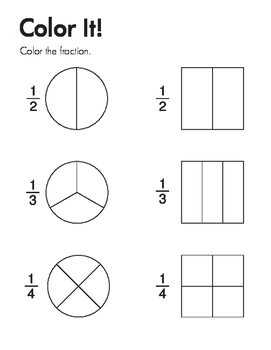 Math Fraction Review Total - From easy to hard (include an