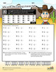 Math Fractions Worksheets - Math Riddles - Pack 2 Add & Su