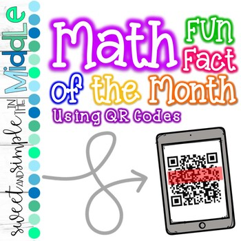 Math Fun Fact of the Month with QR Codes