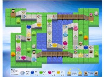 Math Game Board