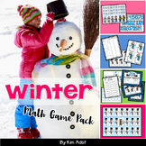 Math Game Pack Bundle #2 by Kim Adsit