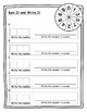 Math Games 2nd Three-Digit Numbers Standard Form and Word