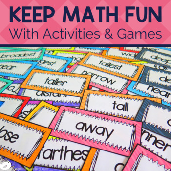 Math Games & Activities