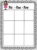 Math Games - Bingo and Tic Tac Toe