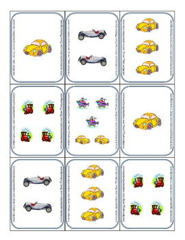 Math Games : Fun Cards for Addition Practice