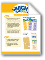 Math Games (Grades 3-4): Which Is It? (Less Than, Greater