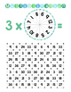 Math Games Series - Multiplication Dot Games