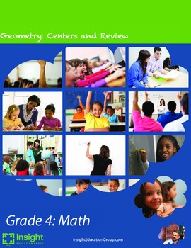 Grade 4 Math - Geometry - Centers and Review