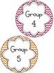 Math Group Clip Chart