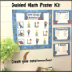 Math Groups Poster Kit  Dinosaur Theme
