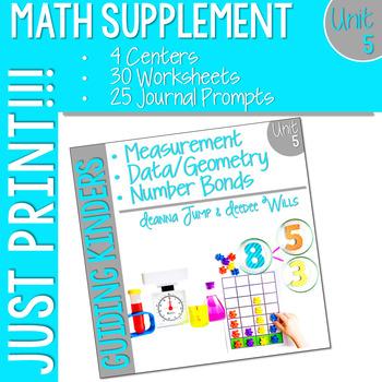 Math Guiding Kinders: Math Supplement UNIT 5