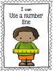 Math Hands-on Solution Strategy Posters and Bookmarks for